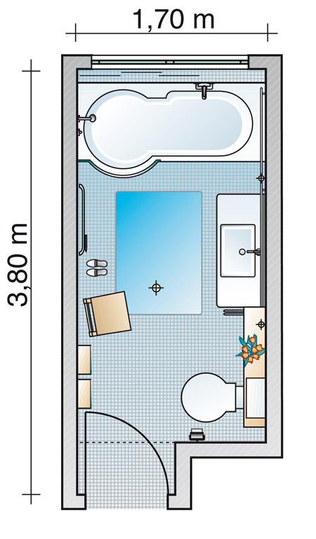 modern und transparent badezimmer sch ner wohnen. Black Bedroom Furniture Sets. Home Design Ideas