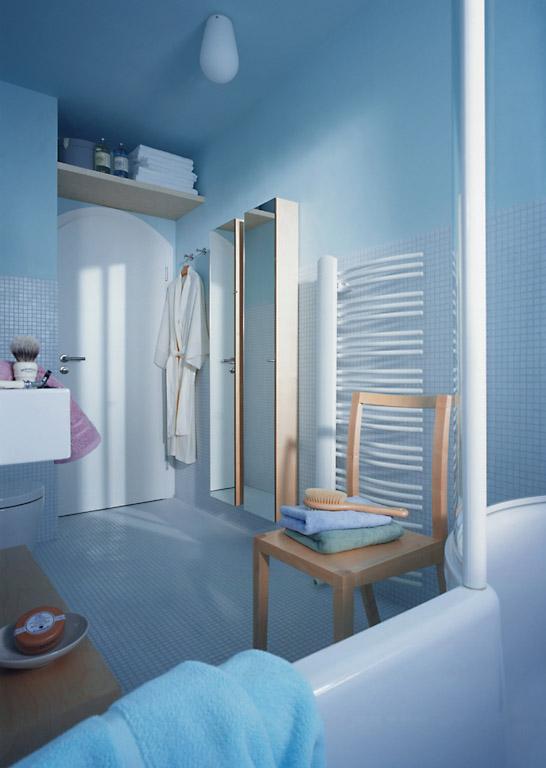 atmosph re und komfort badezimmer sch ner wohnen. Black Bedroom Furniture Sets. Home Design Ideas