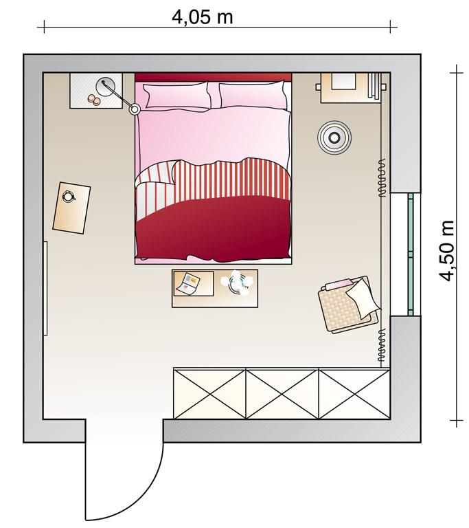 stauraum nach ma schlafzimmer sch ner wohnen. Black Bedroom Furniture Sets. Home Design Ideas