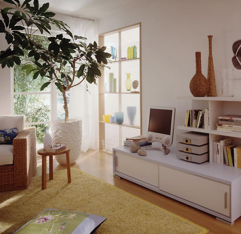 wohnzimmer und k che in einem kleinen raum haus design m bel ideen und innenarchitektur. Black Bedroom Furniture Sets. Home Design Ideas