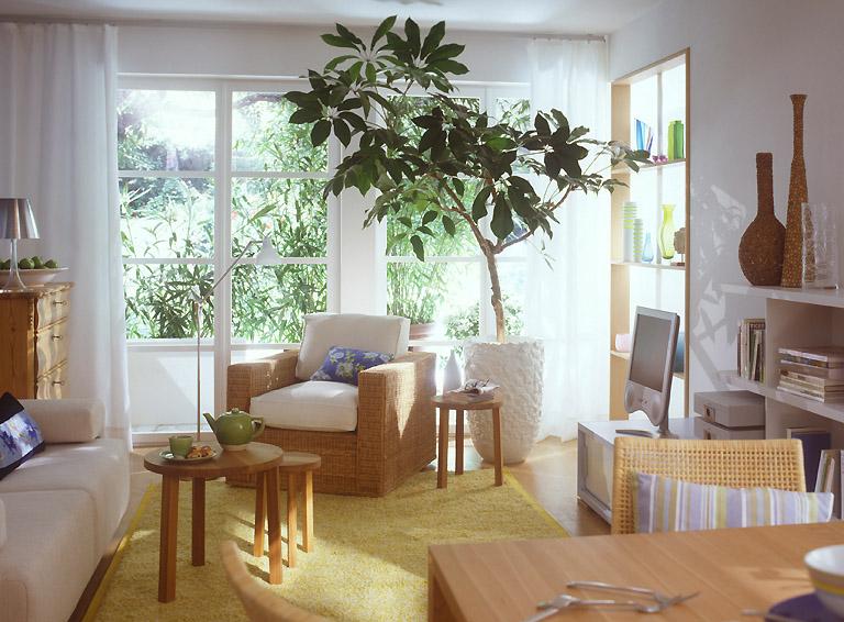 flexible einrichtung wohn und esszimmer sch ner wohnen. Black Bedroom Furniture Sets. Home Design Ideas