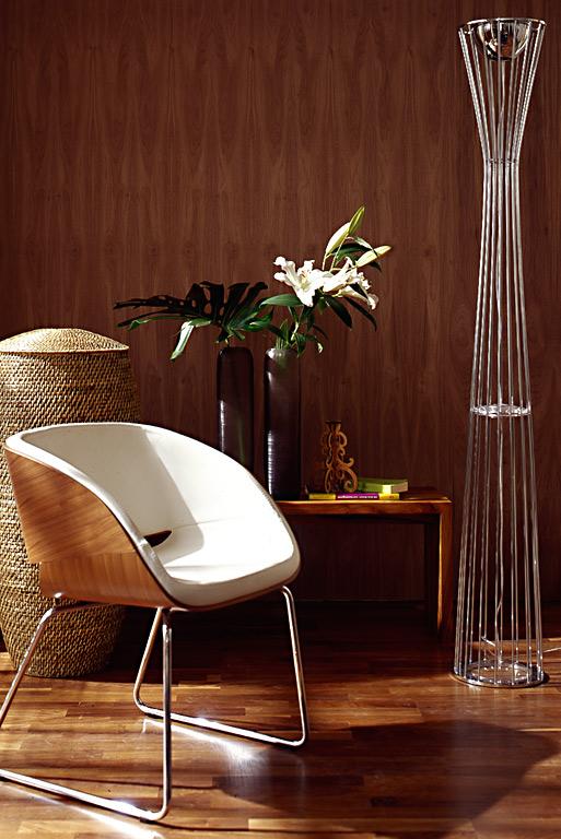 modern mit holz bild 8 sch ner wohnen. Black Bedroom Furniture Sets. Home Design Ideas