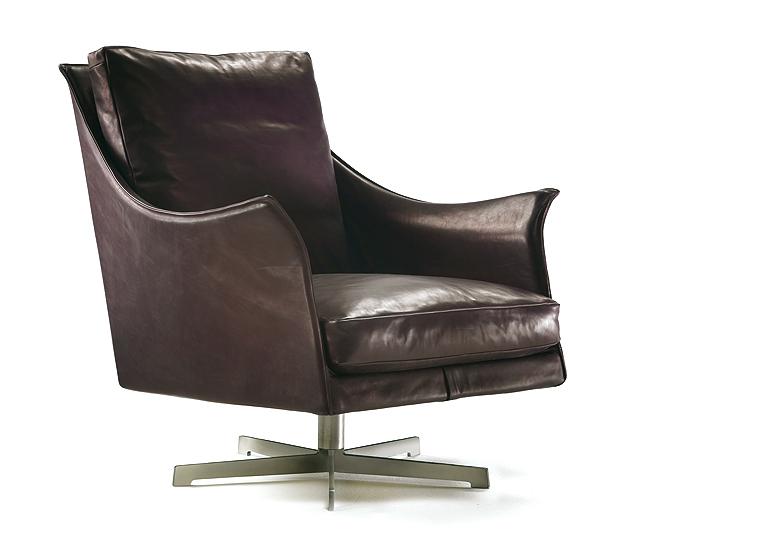sessel boss von flexform bild 70 sch ner wohnen. Black Bedroom Furniture Sets. Home Design Ideas