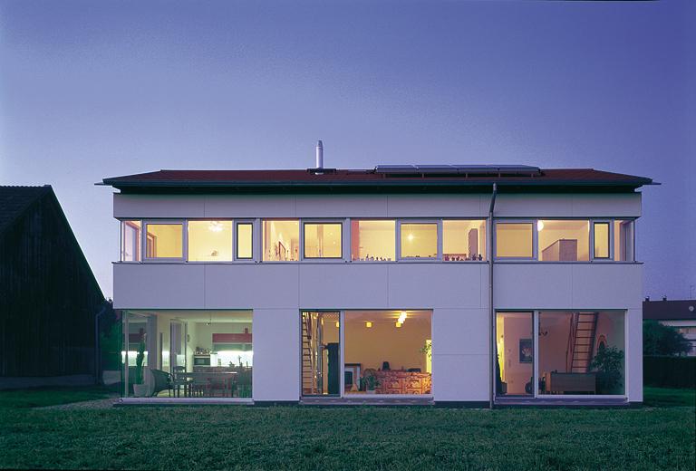 fabi architekten regensburg sch ner wohnen. Black Bedroom Furniture Sets. Home Design Ideas