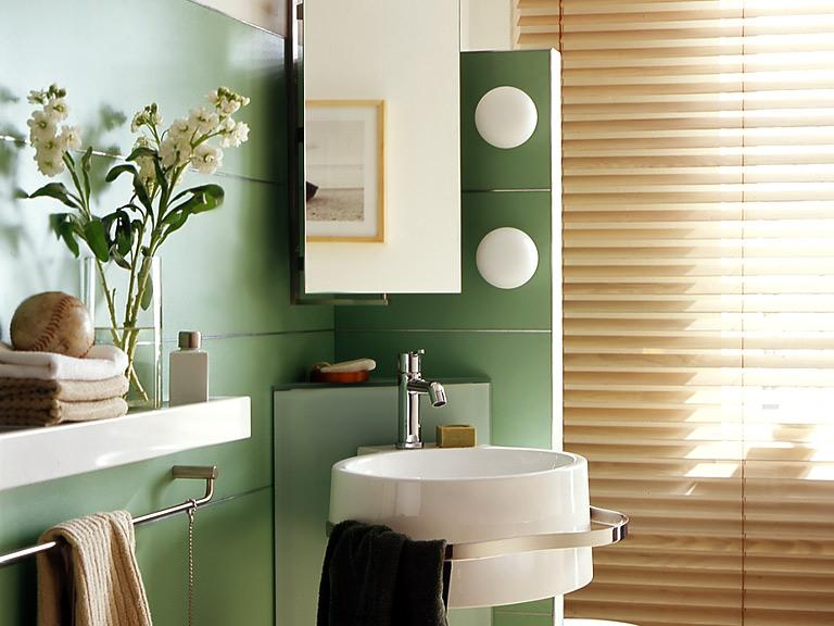 Farben-ABC: Entspannendes Grün - Bild 4 - [SCHÖNER WOHNEN]