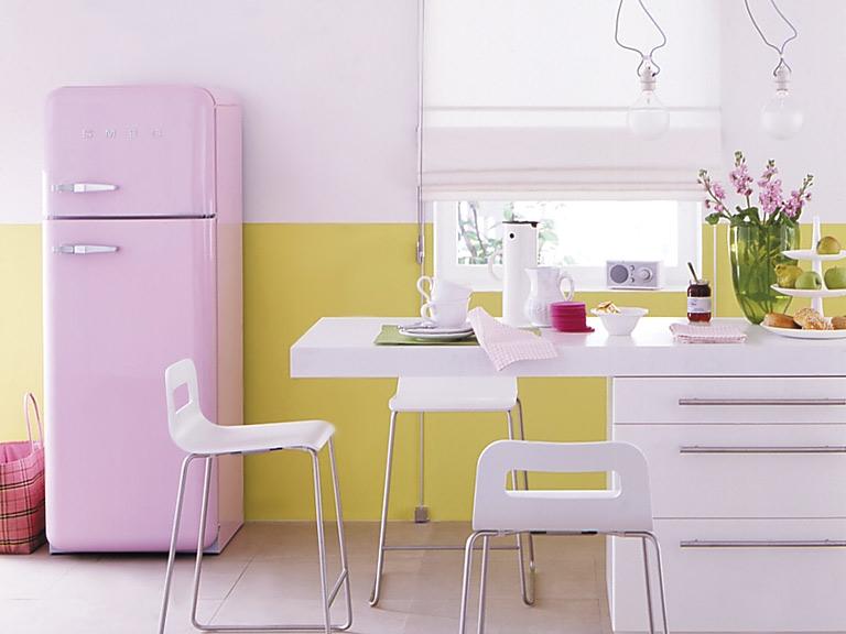 farben kombinieren zarte verbindung bild 7 sch ner wohnen. Black Bedroom Furniture Sets. Home Design Ideas
