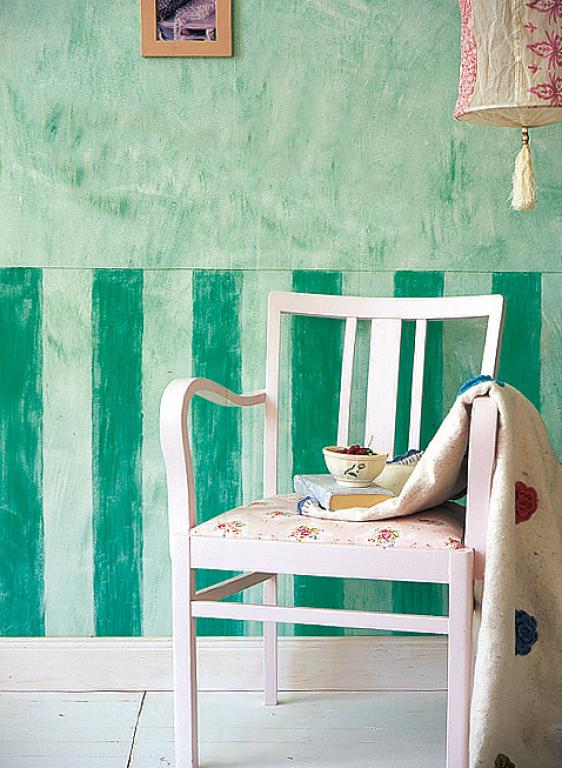 bild 16 - Kreative Wandgestaltung Mit Farbe