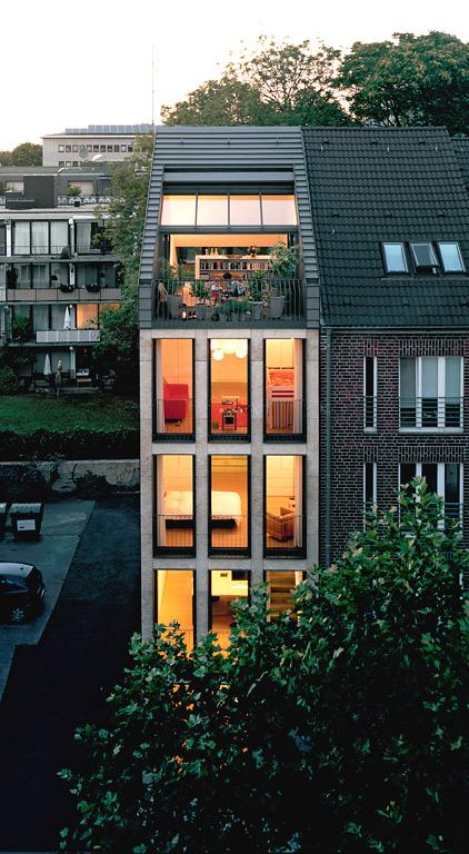 h user award 2009 urbanes wohnen sch ner wohnen. Black Bedroom Furniture Sets. Home Design Ideas