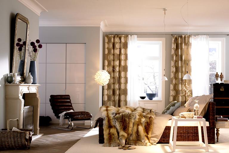 schlafzimmer mit kuschelfaktor einrichten mit sinnlichen materialien 15 sch ner wohnen. Black Bedroom Furniture Sets. Home Design Ideas