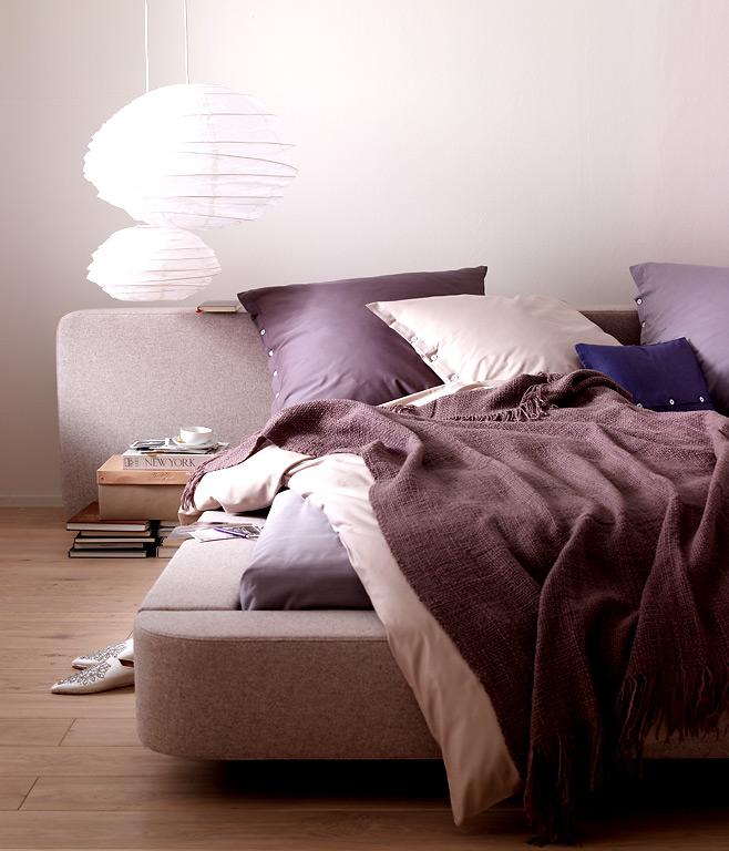 nat rliche farben f rs schlafzimmer einrichten mit sinnlichen materialien 3 sch ner wohnen. Black Bedroom Furniture Sets. Home Design Ideas