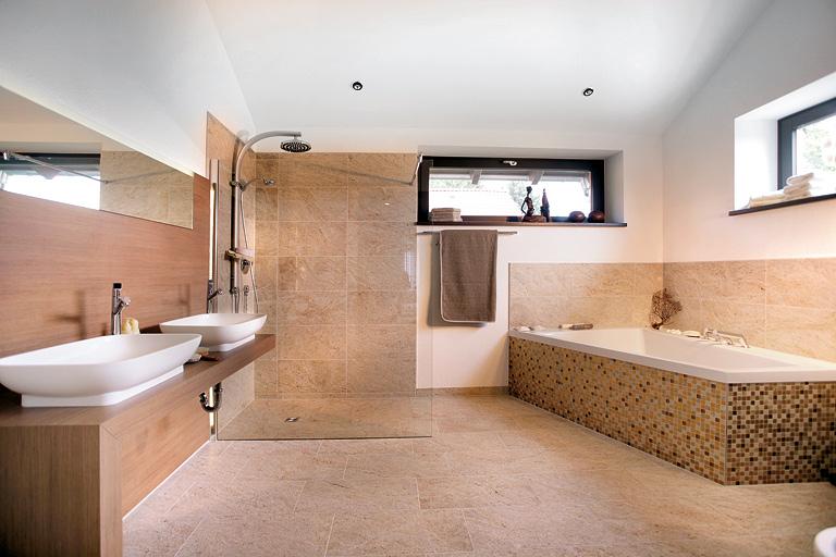 fotostrecke bad bild 12 sch ner wohnen. Black Bedroom Furniture Sets. Home Design Ideas