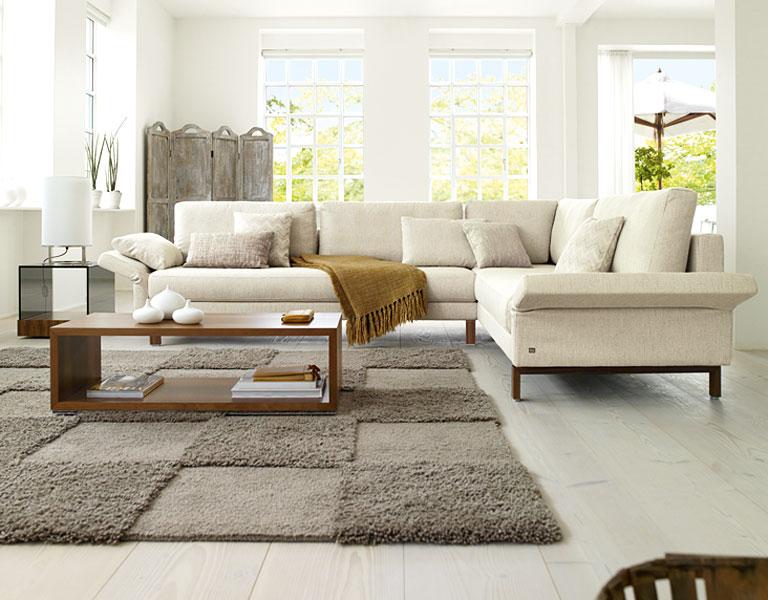 Natürlich schön: Wandelbares Sofa - Bild 10 - [SCHÖNER WOHNEN]