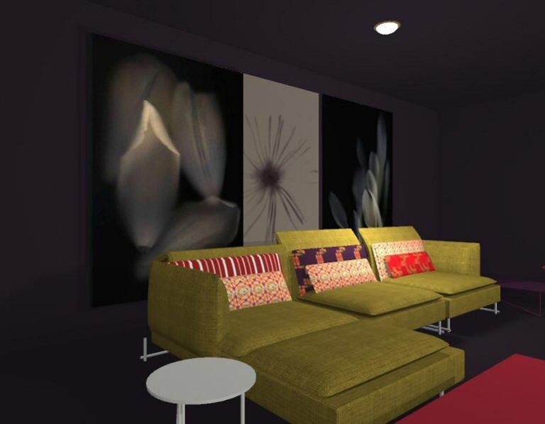 fotostrecke bild 2 sch ner wohnen. Black Bedroom Furniture Sets. Home Design Ideas