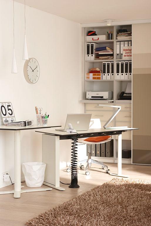 wohlf hlen im wohnbereich arbeitszimmer sch ner wohnen. Black Bedroom Furniture Sets. Home Design Ideas