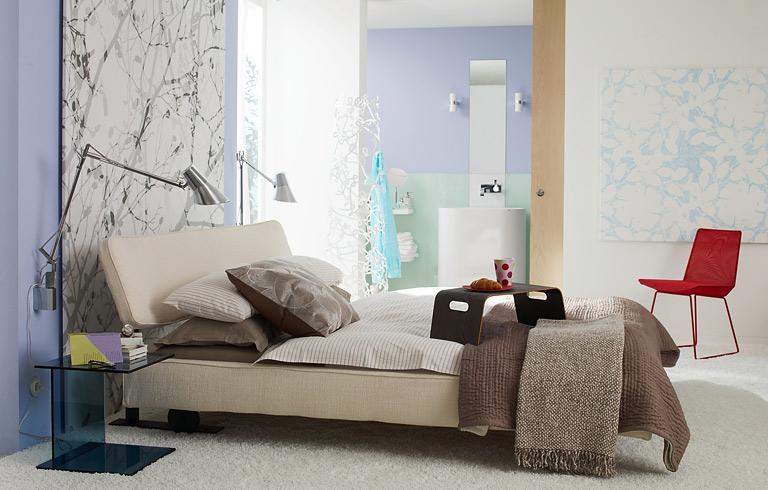 das himlische bett gray81 von gervasoni finden sie ihr traum bett 5 sch ner wohnen. Black Bedroom Furniture Sets. Home Design Ideas