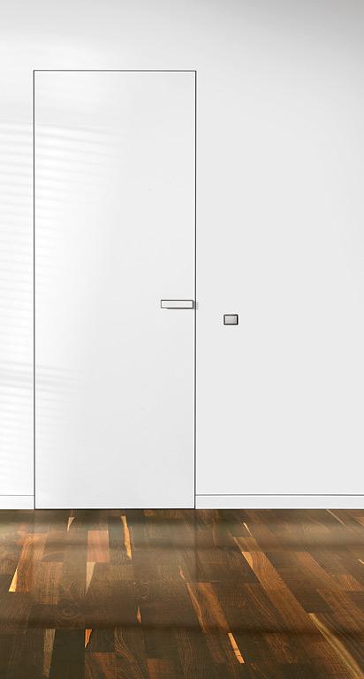 t ren und faltt ren aus glas metall holz sch ner wohnen. Black Bedroom Furniture Sets. Home Design Ideas