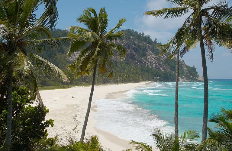 "Seychellen: Hotel-Insel ""North Island"""