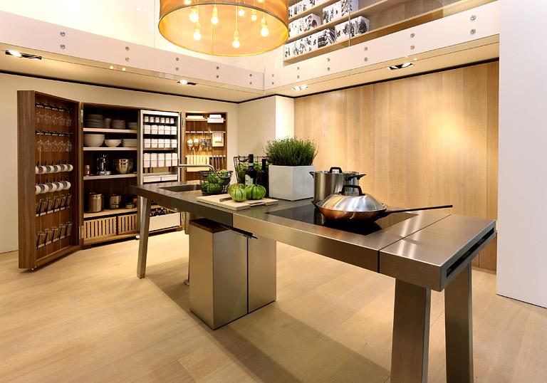 Küchenmöbel: High-End-Küchensysteme - [SCHÖNER WOHNEN]