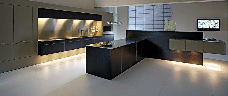 Tobia von leicht küchen diese küche verbindet eleganz mit