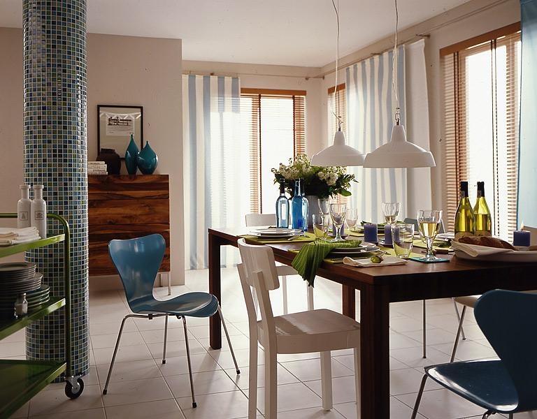 wohnen mit farben wandfarben braun rot und beige. Black Bedroom Furniture Sets. Home Design Ideas