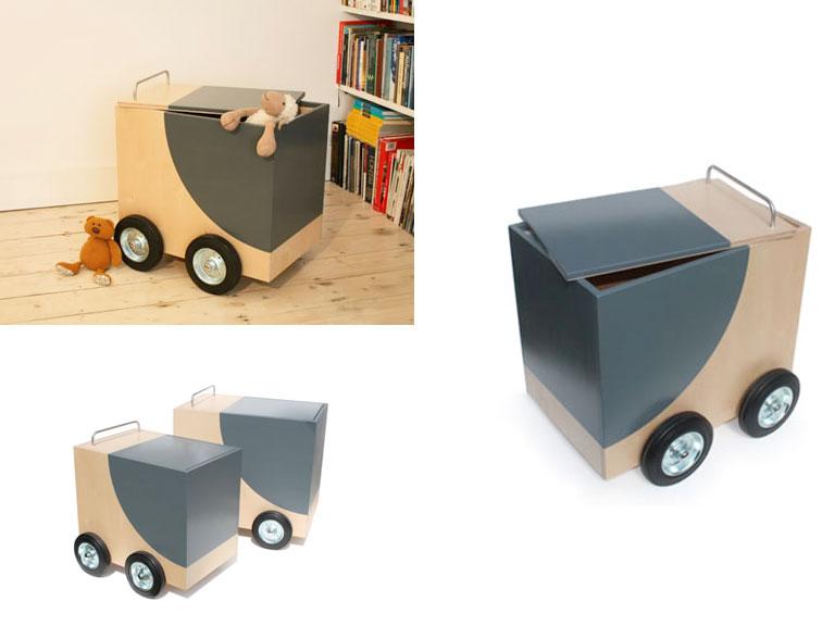 Mobile quot playbox auf rädern schÖner wohnen