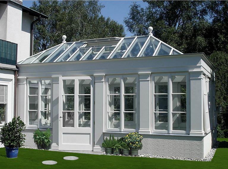 bauen wintergarten im klassischen stil von fresand bild 4 sch ner wohnen. Black Bedroom Furniture Sets. Home Design Ideas