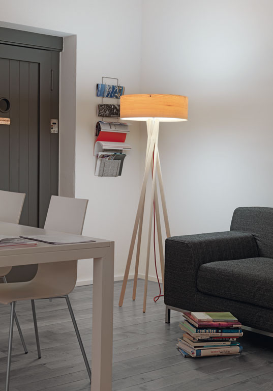 belux mit leuchten arba von matteo thun sch ner wohnen. Black Bedroom Furniture Sets. Home Design Ideas
