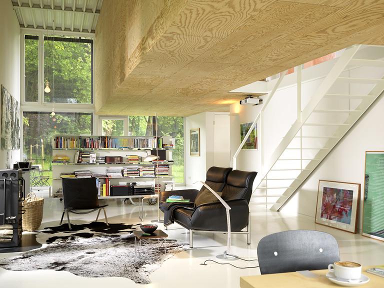 sch ner wohnen wettbewerb offen gestalteter grundriss bild 2 sch ner wohnen. Black Bedroom Furniture Sets. Home Design Ideas
