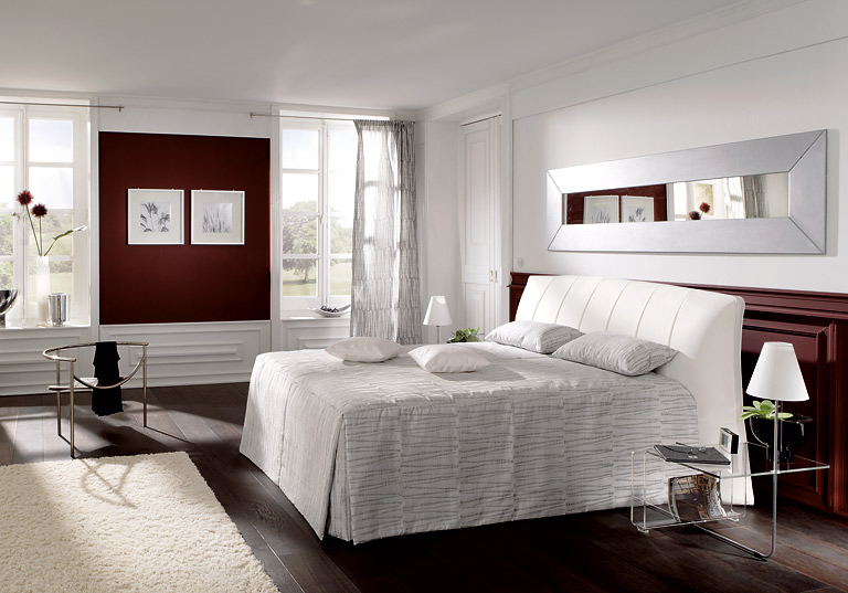 ohne ecken und kanten bett jalis von interl bke betten. Black Bedroom Furniture Sets. Home Design Ideas