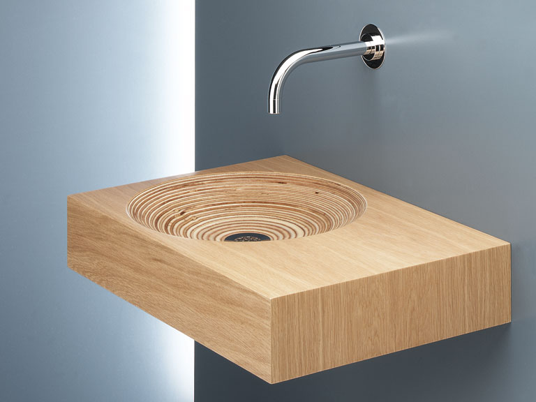 waschtisch limbus von minetti sch ner wohnen. Black Bedroom Furniture Sets. Home Design Ideas
