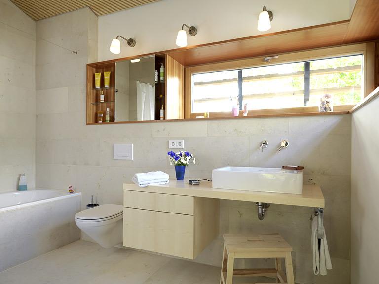 schÖner wohnen-wettbewerb: badezimmer in hellen farben - bild 6 ... - Schöner Wohnen Badezimmer