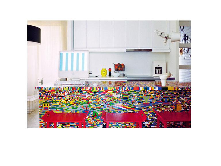 ikea k che mit lego sch ner wohnen. Black Bedroom Furniture Sets. Home Design Ideas