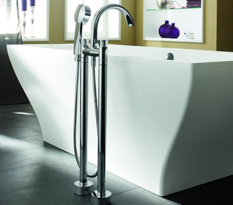 Wasserhahn Dusche Umschalter : Badewannen Armatur Mit Thermostat Twfth 2 Pictures to pin on Pinterest