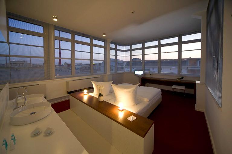 Extravagant und luxuri s design hotels in deutschland for Designhotels deutschland