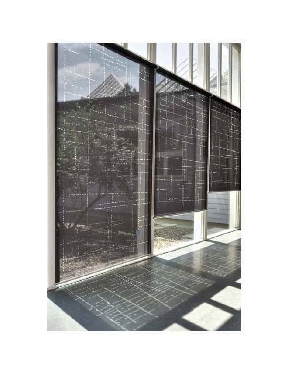 rollos systems von cr ation baumann sch ner wohnen. Black Bedroom Furniture Sets. Home Design Ideas