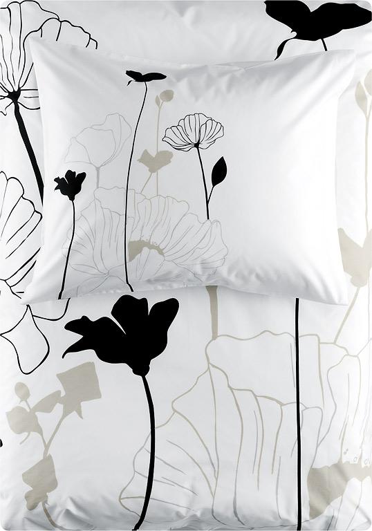 home collections bettw sche mit blumen print bild 15. Black Bedroom Furniture Sets. Home Design Ideas