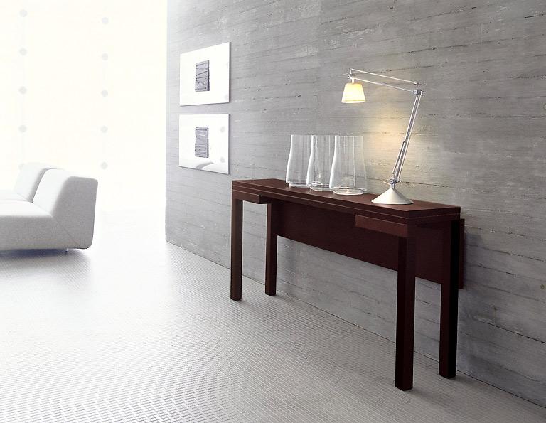 m bel kombination aus konsole und tisch papillon von bellato bild 15 sch ner wohnen. Black Bedroom Furniture Sets. Home Design Ideas