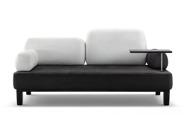 sofa floyd von wittmann sch ner wohnen. Black Bedroom Furniture Sets. Home Design Ideas