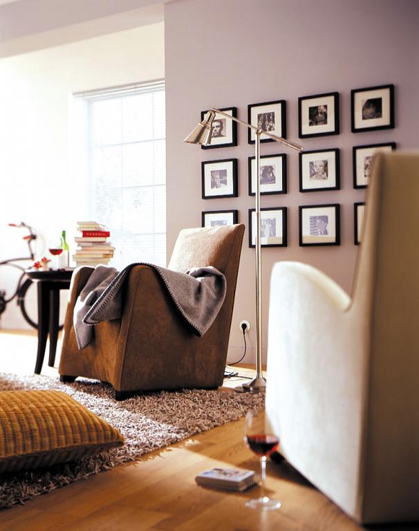 wohnen mit farben sch ner wohnen farbe d 307 bild 6 sch ner wohnen. Black Bedroom Furniture Sets. Home Design Ideas