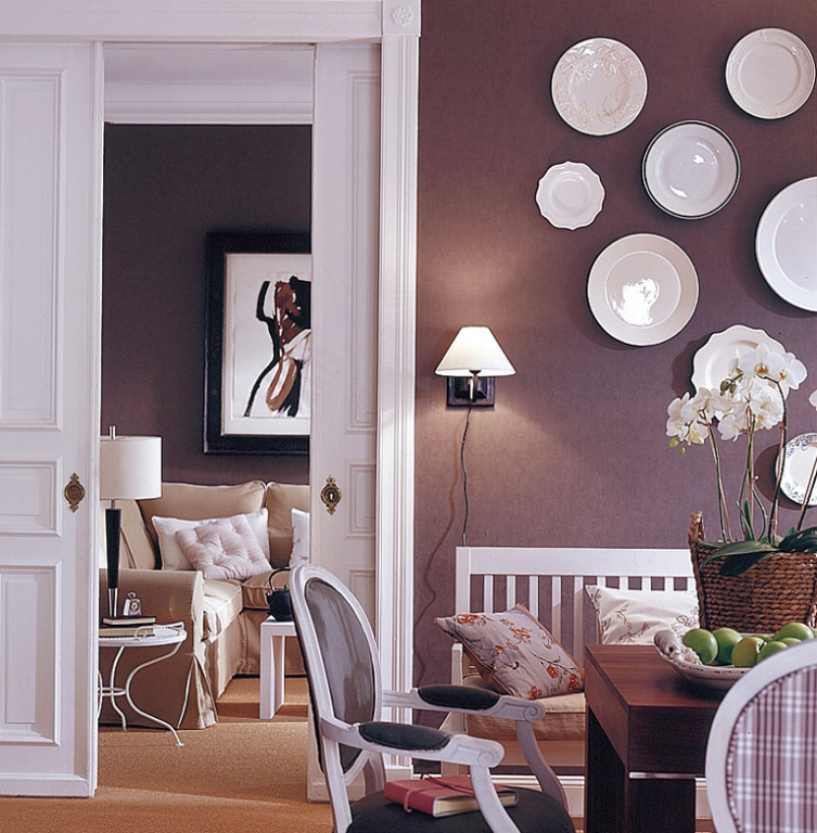 wohnen mit farben sch ner wohnen farbe e 204 bild 4. Black Bedroom Furniture Sets. Home Design Ideas