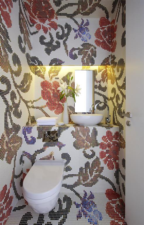 Mosaikfliesen Akzente Fur Wand Und Boden Schoner Wohnen