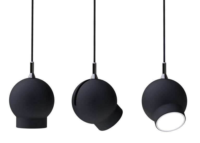 neue leuchte ogle sch ner wohnen. Black Bedroom Furniture Sets. Home Design Ideas