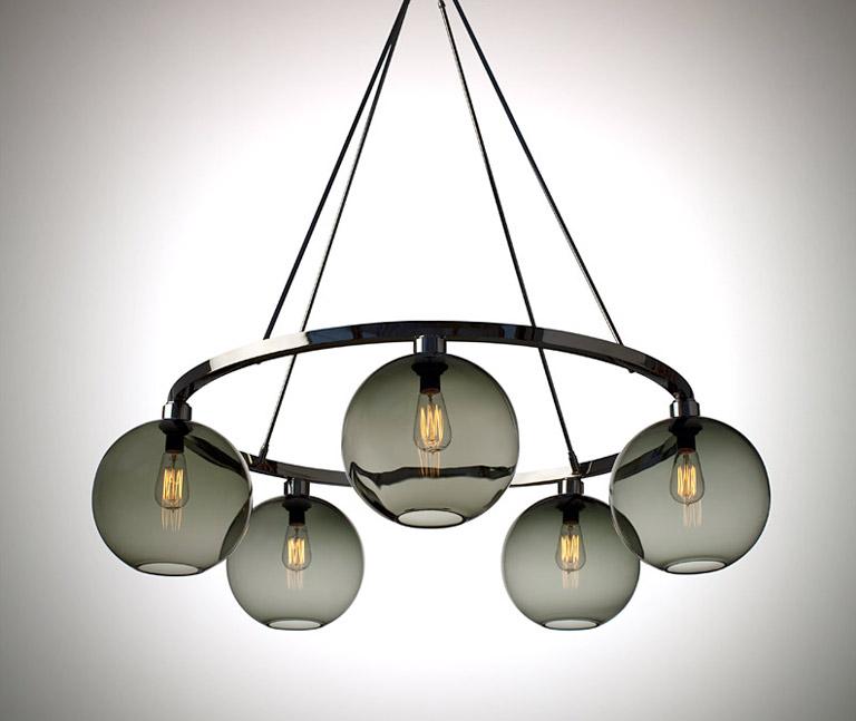 leuchte sola von niche modern sch ner wohnen. Black Bedroom Furniture Sets. Home Design Ideas