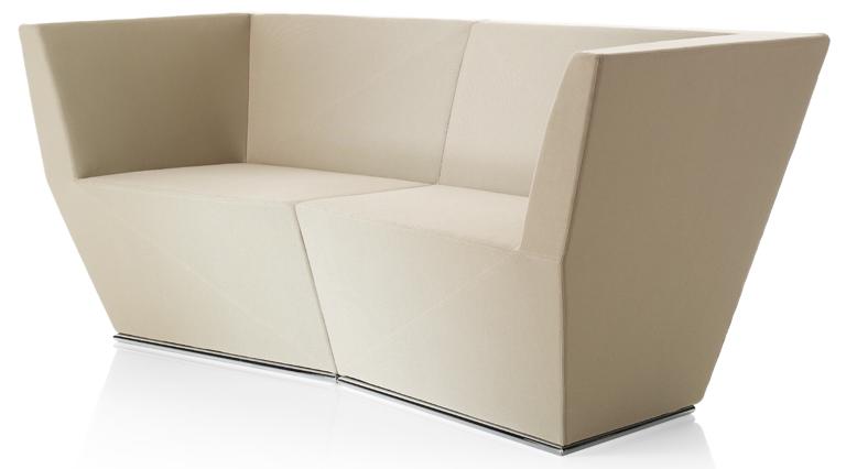 sofa area von lammhults sch ner wohnen. Black Bedroom Furniture Sets. Home Design Ideas