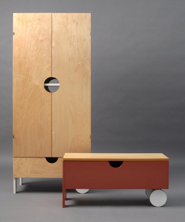 Kleiderschrank designpreis  Ikea: PS Bank und PS Schrank von Thomas Sandell für Ikea - Bild 5 ...