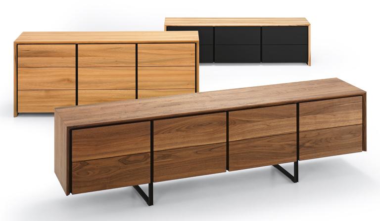 sideboard enna von girsberger sch ner wohnen. Black Bedroom Furniture Sets. Home Design Ideas