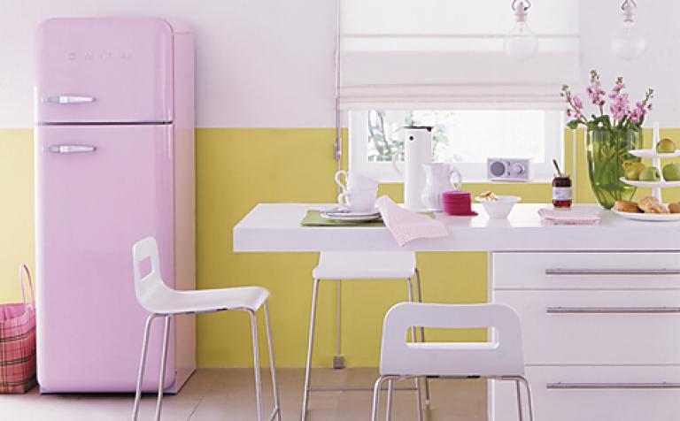 Retro Kühlschrank Pink : Kühlschrank kaufen darauf sollten sie achten [schÖner wohnen]