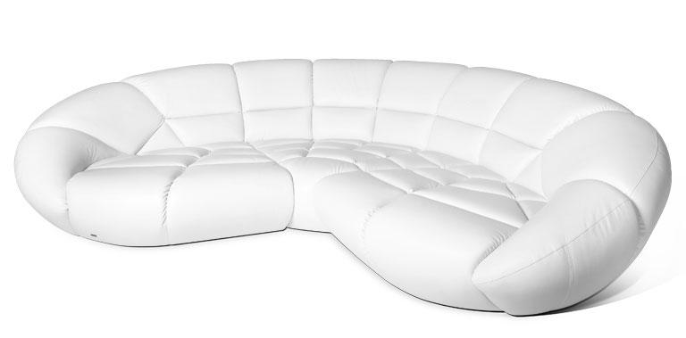 imm cologne 2010 sofa kautsch von bretz sch ner wohnen. Black Bedroom Furniture Sets. Home Design Ideas