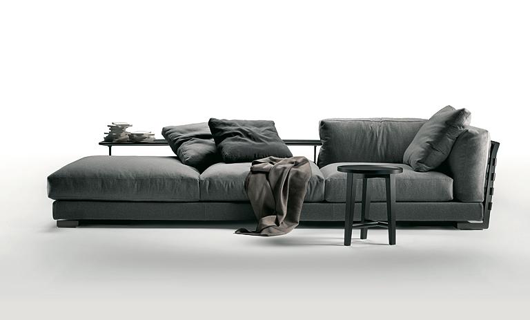 Fotostrecke m bel von flexform sch ner wohnen for Urban sofa deutschland