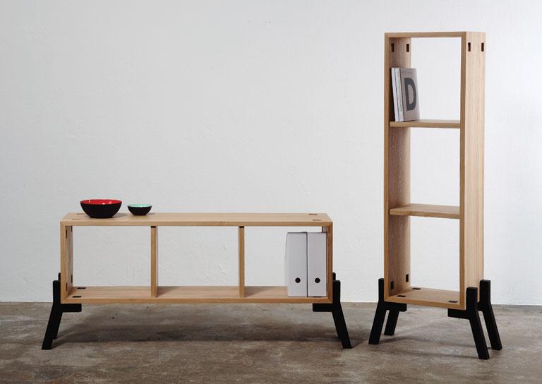 sideboard tonic von reinhard dienes sch ner wohnen. Black Bedroom Furniture Sets. Home Design Ideas